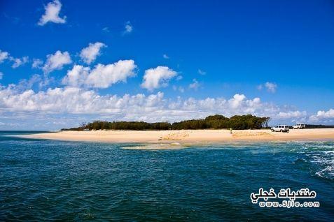 جزيرة فريزر استراليا 2014 جزيرة