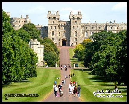 اجمل قلعة انجلترا اماكن سياحية