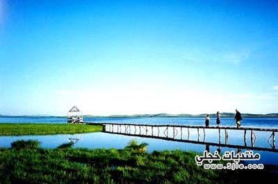 بحيرة الصينيه 2014 جزيرة الصين