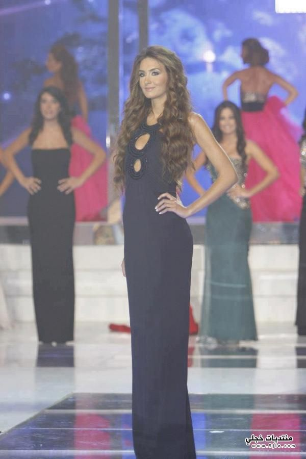 رينا شيباني ملكة جمال لبنان