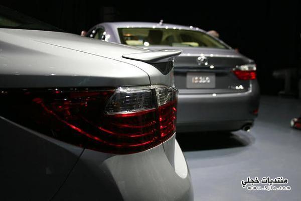 سيارات ليكزس الشكل الجديد لسيارة