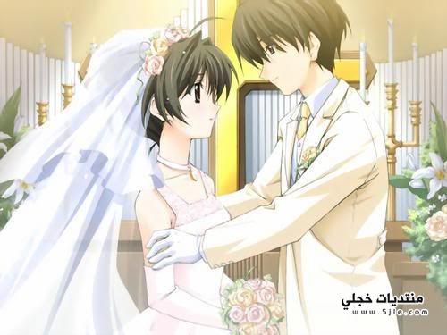 عرايس 2014 انمى عريس وعروسه