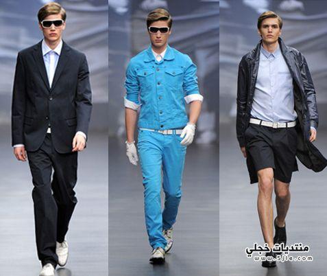 ملابس رجالية تشكيلة ازياء رجالية