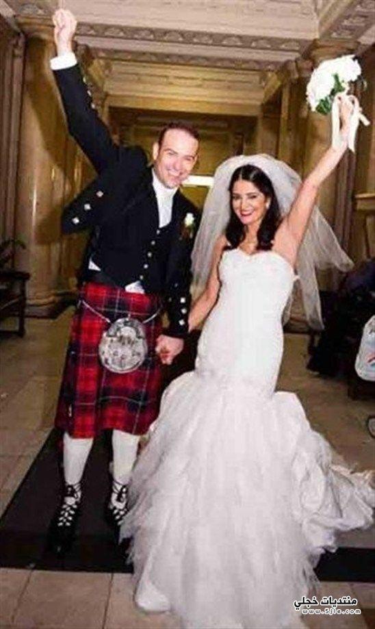 زفاف سناء موزيان زفاف سناء