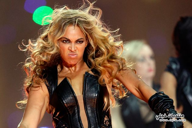 Ugly Pictures Beyonce 2013 بيونسيه