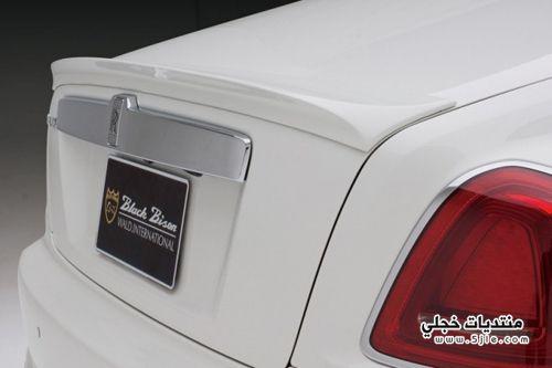 سيارة رولزرويس غوست المعدلة 2014