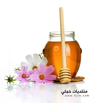 خلطات للشعر فوائد العسل للشعر