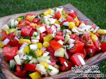 سلطه تركية Turkish Salade