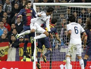 ريال مدريد وبرشلونة اياب اسبانيا