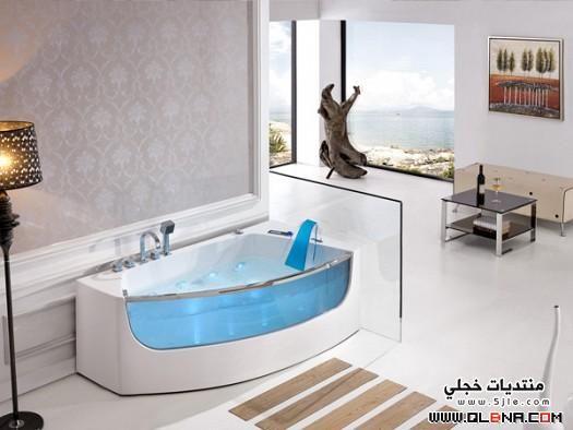 احدث حمامات جاكوزى Jacozy Decorations