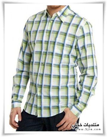 قمصان كاجوال للشباب 2014 قمصان