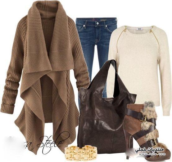 كولكشن نسائي للشتاء ملابس شتويه