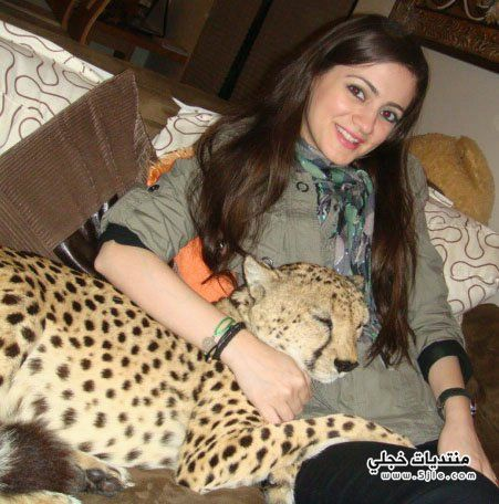 المذيعة دانية الشافعي المذيعة السعودية