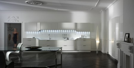 ديكورات تصاميم حديثة للمطبخ