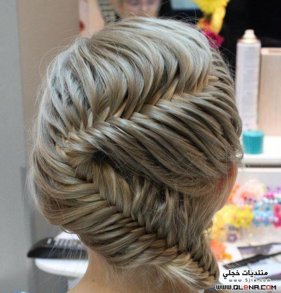 اجدد تسريحات للعروس Hair Styles