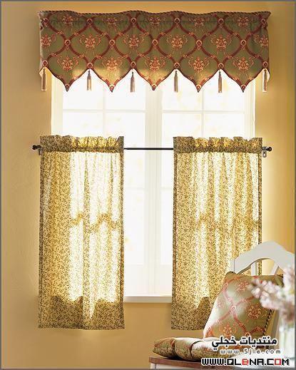 ارقى الستائر العصرية Styles Curtains