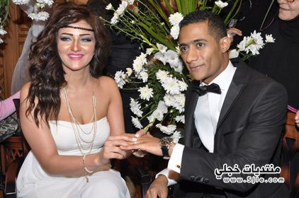 زفاف الفنان محمد رمضان زفاف
