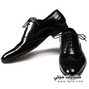 احذية باللون البنى رجالى 2014