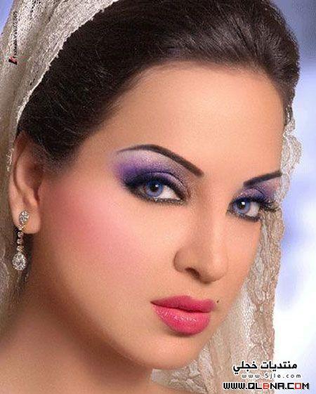 احلى مكياج مميز للعروس Stylish