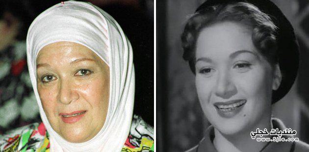الفنانات المحجبات 2014 فنانات محجبات