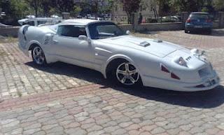 سيارة شيفروليه كامارو عجيبة سياره