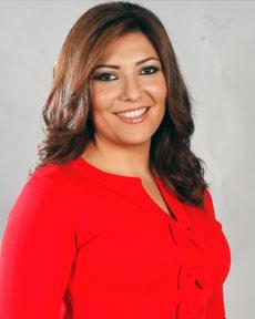 Maya Hojeij المذيعة مايا حجيج