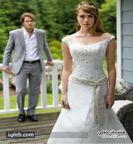فساتين ايلي للاعراس فساتين زفاف