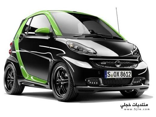 سيارة Smart Brabus ستحقق طموحاتك