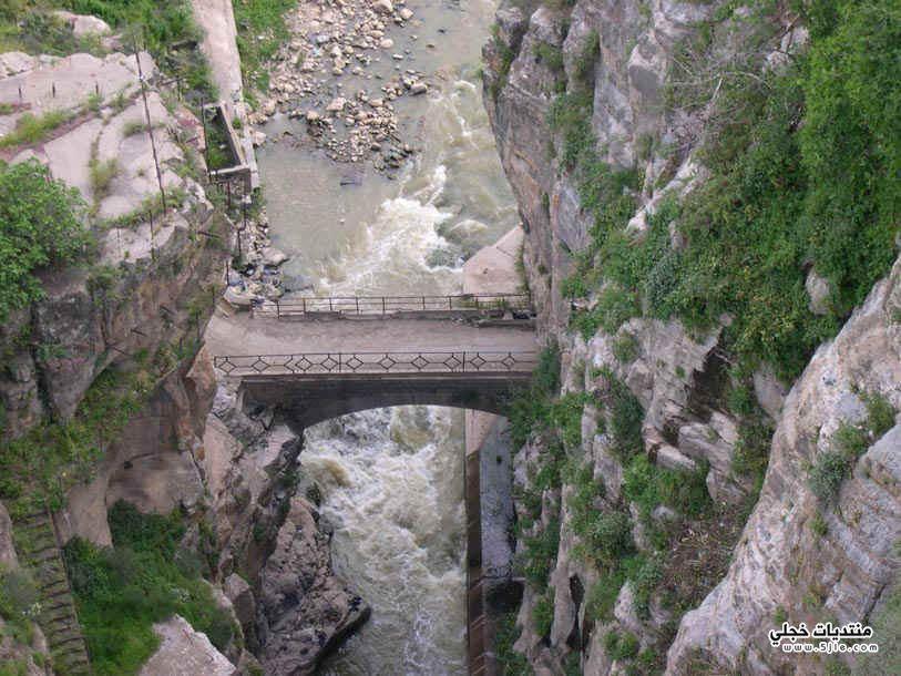 قسنطينة مدينة الجسور المعلقة