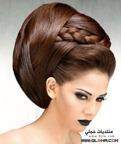 احلى التسريحات للعروس Hair Styles