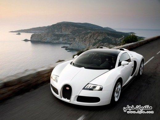 سيارة Bugatti Veyron 2014 سيارة