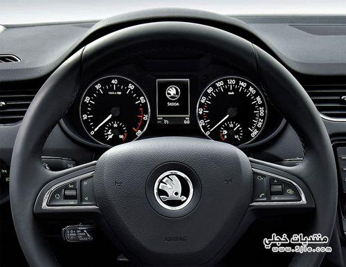 سيارة اوكتافيا سيارة اوكتافيا سكودا