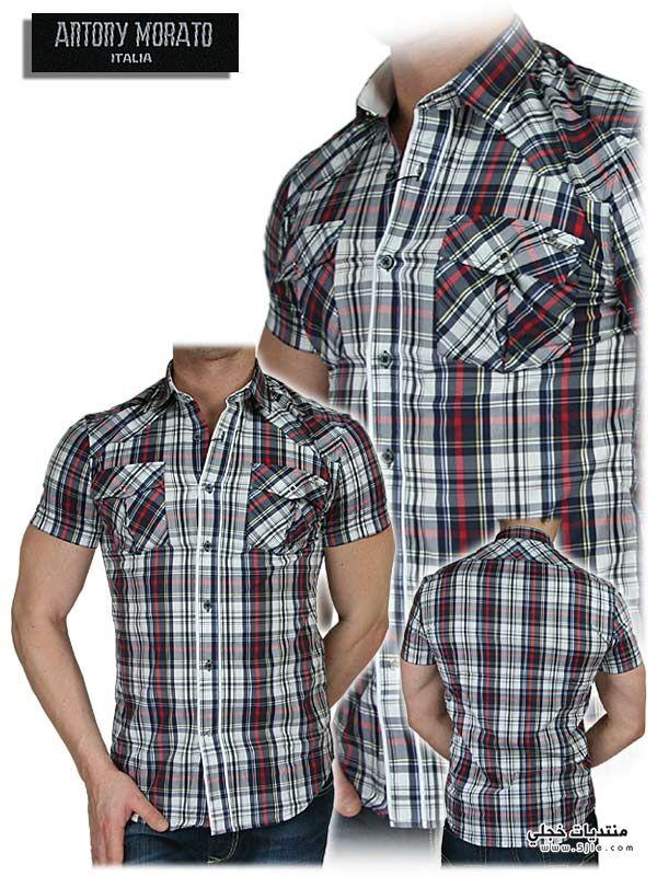 قمصان رجالية فخمة تيشرتات اناقة