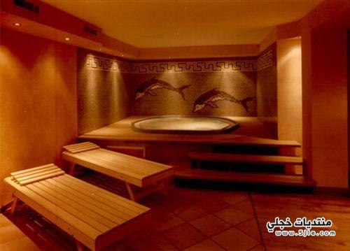 ديكورات حمام ديكورات جاكوزي