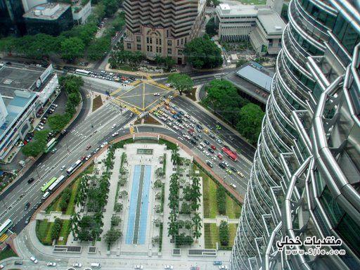 ابراج كوالالمبور Petronas Twin Towers