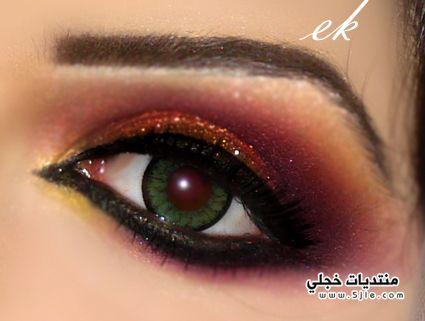 اجمل عيون 2013 مكياج عيون