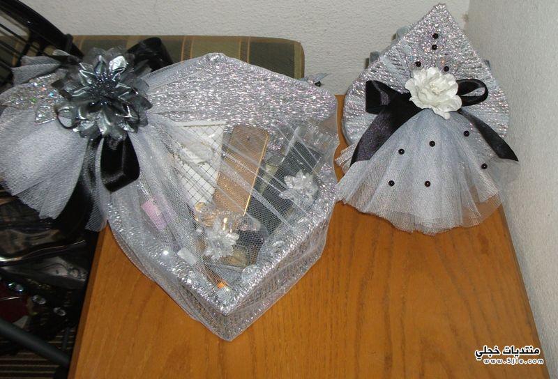 افكار لتزيين اغراض العروس