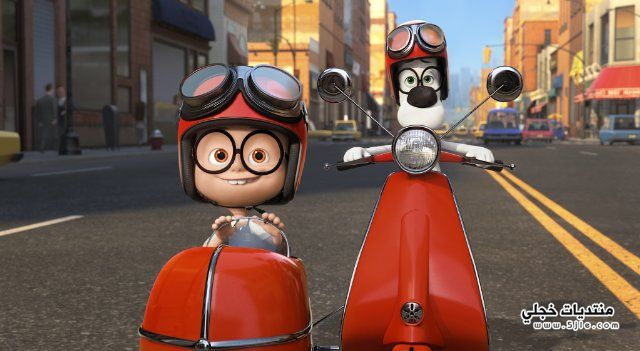 peabody & sherman 2014 لاين