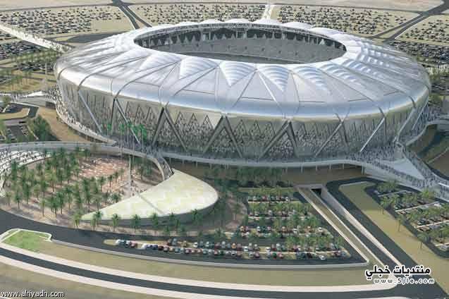 استاد الملك عبدالله 2014 ملعب