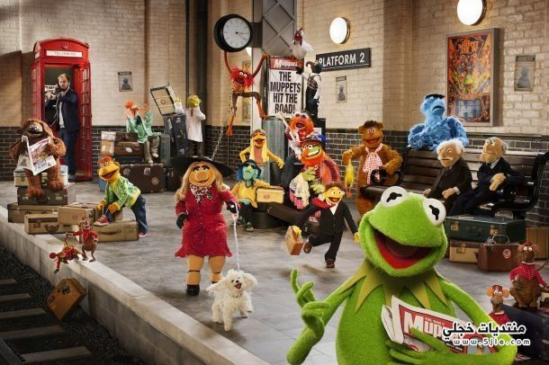 Muppets Most Wanted 2014 ����