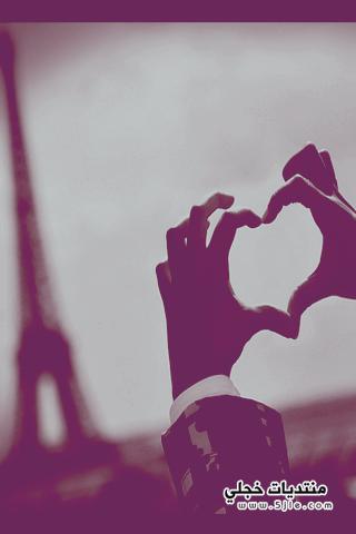 خلفيات ايفون قلوب قلوب للايفون