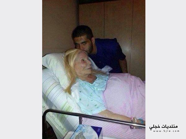 دخول الشحرورة صباح المستشفى 2014