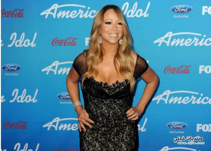 American Idol انسحاب ماريا كاري