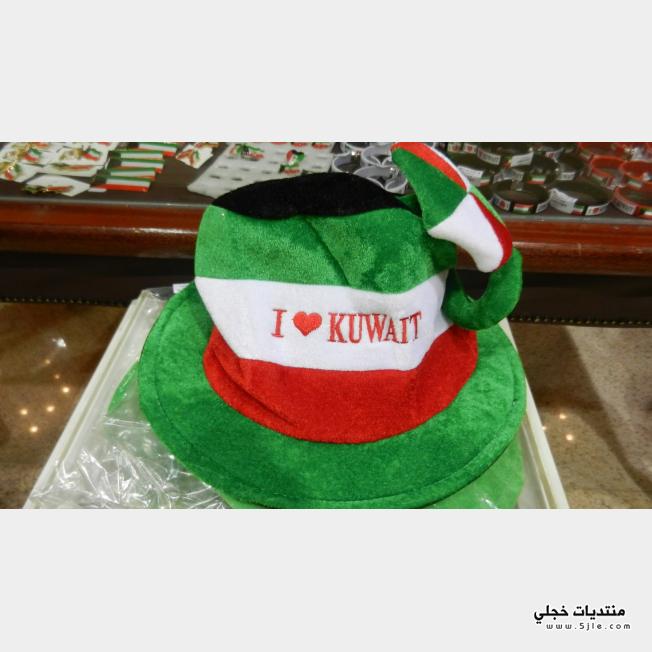 ملابس العيد الوطني الكويتي ازياء