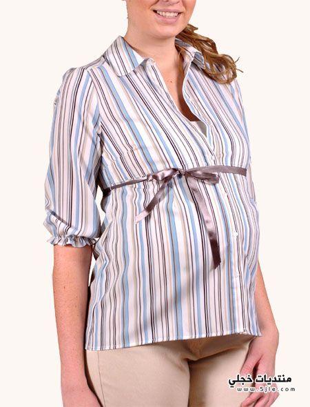 ملابس اجنبية للحامل ملابس انستقرام