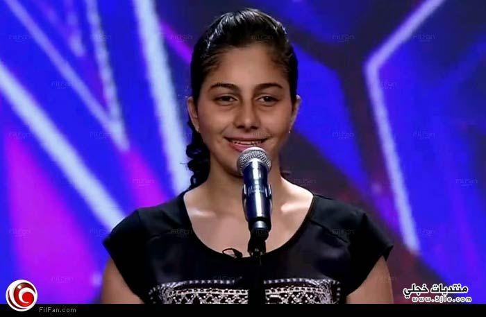 ياسمينا Arabs Talent