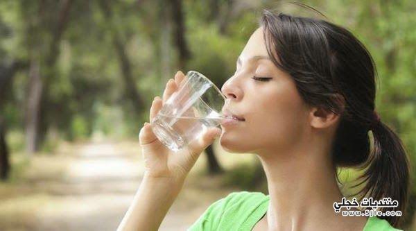 احتياجات الجسم الماء يوميا