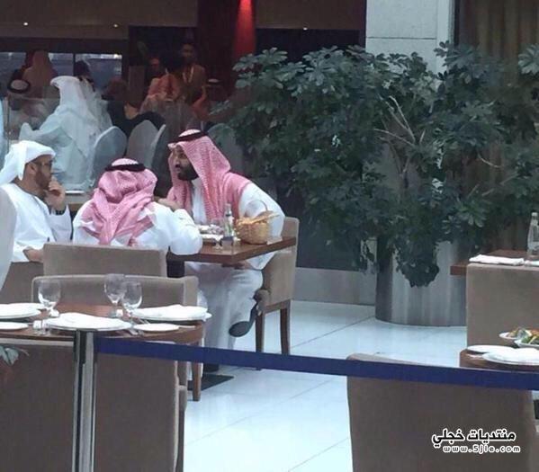 محمد سلمان مطعم بالامارات محمد