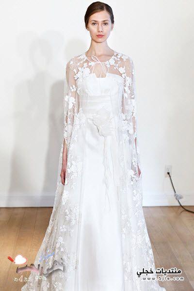 فساتين زفاف كيوت 2017