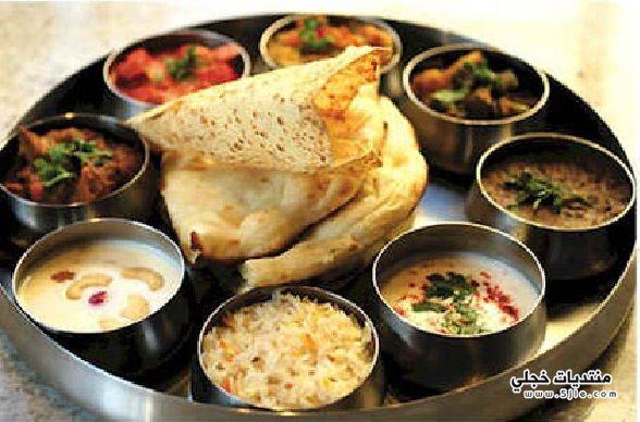 اكلات باللغة الهندية